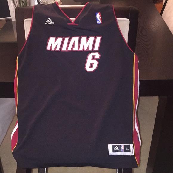 0e7ca9e0aa7 adidas Other - LeBron James NBA Jersey Boys XL Adidas